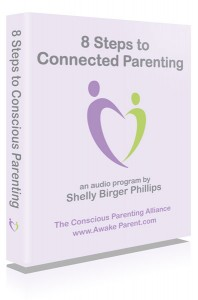 8 Steps to Connected Parenting Audio Program