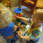 Home Made Water Table