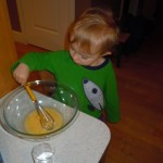 Whisking Eggs